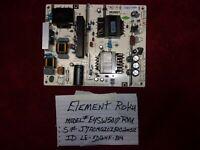 Element MP160D-1MF-580-U Power Supply for model E4SW5017RKU A8C0M