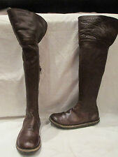 Wedge Pull on Unbranded Over Knee Women's Boots