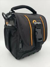 Lowepro Adventura SH 120 II Shoulder Bag for DSLR Camera, Removable Strap ☆ New