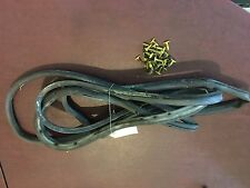 1991 Classic Saab 900 Hatchback Right Door Seal and Clips