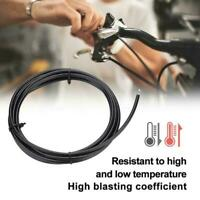 3 Meters Mountain Bike Hydraulic Disc Brakes Oil Tube Pipe Brake Hose Bicyc E0Z6