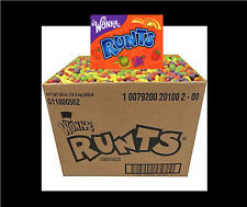 5 pounds Willy Wonka Runts Bulk Candy Vending FREE LABEL