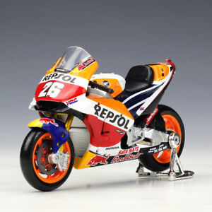 Maisto 1:18 Honda Repsol #26 Dani Pedrosa #93 Marc Marquez Motorcycle GP Model