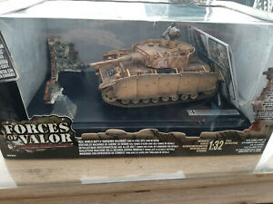 Forces of Valor 1:32 German Panzer IV Ausf. G Eastern Front 1943 in Box