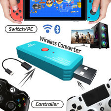 Gamepad Receiver Console Controller Converter For Nintendo Switch PS4 Xbox One