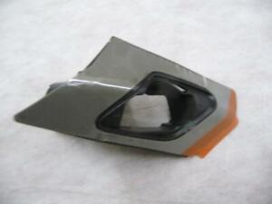 2014 BMW F32 428i Left Driver Headlight Washer Nozzle Bracket 51117297141 OEM A1