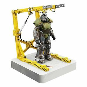 """Fallout T-51 Power Armor USB 4 Port Hub Statue Limited Collector """"NEW"""" SEALED"""