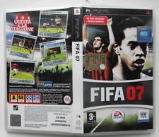 FIFA 2007 SONY PSP