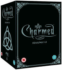 CHARMED Complete Season Series 1 2 3 4 5 6 7 8 1-8 Collection Box Set NEW DVD R4