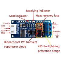 TTL to RS485 Converter Module 3.3V/5.0V Hardware Auto Control for Arduino AVR MA