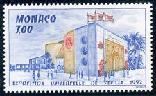 STAMP / TIMBRE DE MONACO N° 1828 ** EXPO 92 / EXPOSITION UNIVERSELLE DE SEVILLE