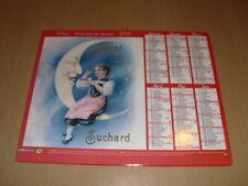 Almanach du Facteur 2015 (Tarn-81)  Chocolat Suchard /  Menier