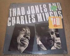 THAD JONES and CHARLES MINGUS - Prestige MPP-2506 SEALED