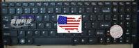 (US) Original keyboard for Lenovo Z570 V570 B570 B575 B590 US layout 2134#