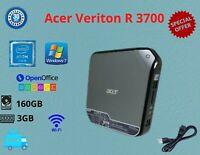 Cheap Acer Veriton R 3700 Intel Atom RAM:3GB, HDD:160GB, Windows 7 WIFI-HDMI