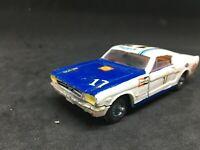Ford mustang fastback 2+2 Corgi toys original amélioré   1/43