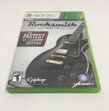 Ubisoft Rocksmith 2014 Edition X360 Cable not included