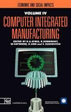 IIASA Computer Integrated Manufacturing Ser.: Computer Integrated...