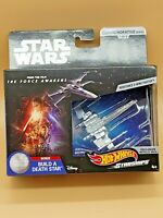 DISNEY STAR WARS COMMEMORATIVE SERIES RESISTANCE X WING FIGHTER BRAND NEW SWEET