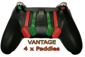 SCUF Vantage 1 and 2 PS4 Paddles Scuf Replacement Scuff Competitive Grade Gaming