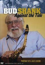 Bud Shank: Against the Tide [DVD/CD] (2008, REGION 0 DVD New)