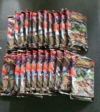 World of Warcraft Fields of Honor Sealed Booster Pack lot 5 packs El Pollo?