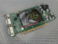 256MB Dell WH242 nVidia Quadro FX 3500 PCI-e Dual Head DVI / Vid-O Graphics Card