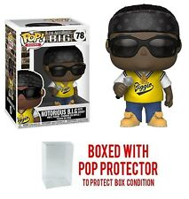 Funko Pop Notorious B I G Vinyl Figur
