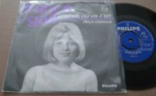 FRANCE GALL Attends Ou Va-t'en (Philips) RARE 1965 DUTCH HOLLAND PAYS-BAS 45 PS!