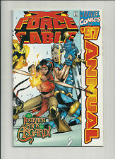 X-Force & Cable Annual 1997 NM