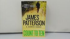 Private: Count to Ten : A Private Novel by James Patterson and Ashwin Sanghi,PB