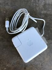 Original APPLE 65W Portable Power AC Adapter Charger for MacBook A1021
