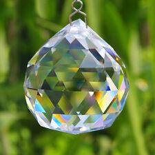 90g Regenbogen-Kristalle Kugel Perlmutt 40 mm multicolor Mode