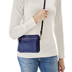 LEVENGER CARRIE CONVERTIBLE BELT BAG- CLASSIC BLUE