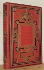 GAUTIER VOYAGE EN ESPAGNE TRAS LOS MONTES LAPLACE vers 1890 CARTONNAGE GRAVURES