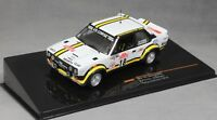 IXO Fiat 131 Abarth Sanremo Rally 1978 Pasetti & Barban RAC205 1/43 NEW