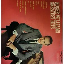 LP ROGER WILLIAMS GREATEST HITS