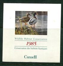 MNH Federal Wildlife Conservation Booklet #FWH1 (Lot #WF29)