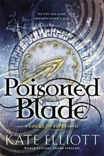 A Court of Fives Book Poisoned Blade by Kate Elliott