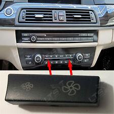 BMW SERIE 5 f10 f11 Riscaldatore Clima, Aria Condizionata Copertura Pulsante di controllo