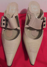 Chaussures Neuves Cuir RODOLPHE MENUDIER / scarpa shoes leather new 149E