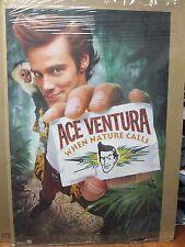 Vintage 1995 Jim Carrey Ace Ventura pet detective 12116