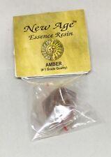 5 gm golden AMBER resin incense Aromatheropy New Age essence highest grade