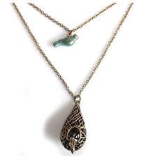 Vampire Diaries the Original Elena Gilbert Blue Bird Lucky Brand Style Necklace