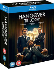 The Hangover Trilogy - [Blu-ray] *BRAND NEW*