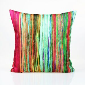 Cushion Cover 40x40 Pillow Decorative IN 10 Bulk Polyester Top Quality
