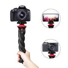 SpyderFlex Flexible Wrappable Leg Tripod for Camera SLR DSLR Smartphone GoPro