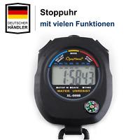Stoppuhr Sport Uhr Multifunktion Digital Wecker Stopuhr Taschenuhr stoppuhren