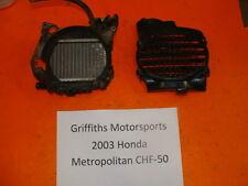 03 04 05 06 07 HONDA Metropolitan scooter jazz cooling radiator rad oem