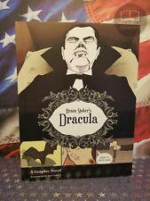 NEW Dracula : A Graphic Horror Novel by Bram Stoker